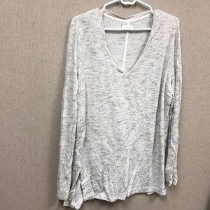 V-neck Sweater long sleeve